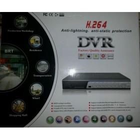 DVR 8 CANALI H264 VGA PROFESSIONALE
