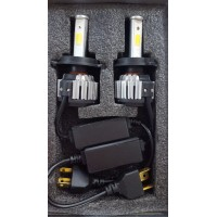 KIT H4 LAMPADE A LED CREE FULL LED BIXENON