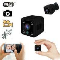 Mini telecamera spia remota WiFi microcamera infrarossi notturni cam FULL HD SPY