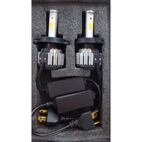 KIT H4 LAMPADE A LED CREE FULL LED BIXENON