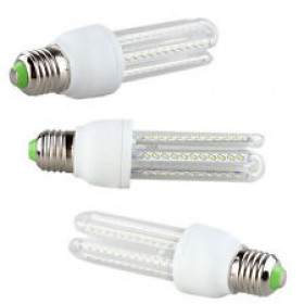 LAMPADINA LED ATTACCO E27 3W 5W 7W 9W 12W 16W 23W WATT FREDDA/CALDA