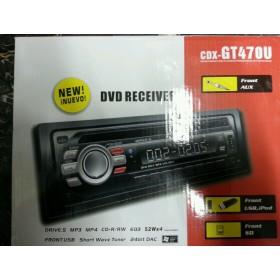 STEREO AUTO AUTORADIO CD DVD