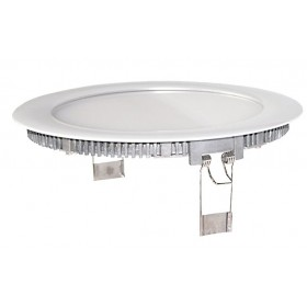 FARETTO LED 24W ULTRA SLIM LUCE CALDA-FREDDA-NATURALE DIAMETRO 24cm