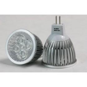 LAMPADA GU5.3 MR16 12V 3300K - 6400K LUCE FREDDA/CALDA